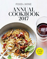 Food & Wine Annual Cookbook 2017