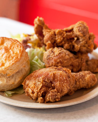 Best Fried Chicken