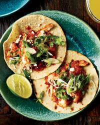 Slow-Cooker Chicken Tinga Tacos