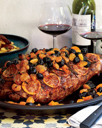 Holiday Pairing: Spiced Leg of Lamb with an Alto Adige Red